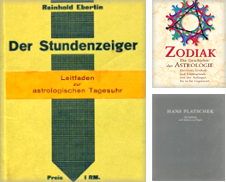 Astrologie Sammlung erstellt von Antiquariat Buchkauz