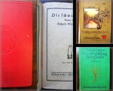 Belletristik Sammlung erstellt von Buchhandlung Euchler & Antiquariat