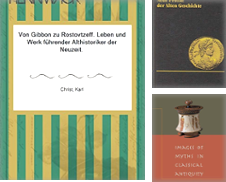 Geschichte (Alte Geschichte, Archäologie, Altertumswissenschaften) Sammlung erstellt von Antiquariat Bader