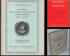 ANTIQUARIATS-KATALOGE Sammlung erstellt von Antiquariat Bibliomania