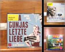Audio-CDs Hörbücher Sammlung erstellt von Wimbauer Buchversand