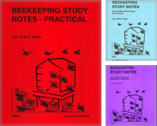 Bees Beekeeping Study Notes Curated by C. Arden (Bookseller) ABA