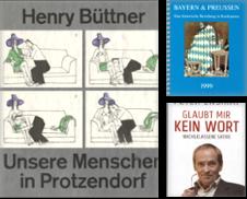 Cartoons Comic Humor Satire Sammlung erstellt von Flügel & Sohn GmbH