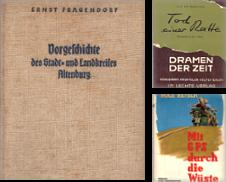 Belletristik Romane und Erzählungen Sammlung erstellt von AMAHOFF- Bookstores