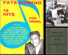 Noten Sammlung erstellt von Antiquariat Immanuel, Einzelhandel