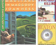 Cozy Mystery Curated by Meggie's Books