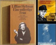Autobiographie Sammlung erstellt von Antiquariat Eule