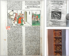 Alte Drucke, Inkunabeln erstellt von Buch & Kunst Antiquariat Flotow GmbH