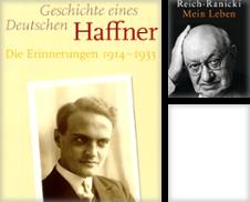 Biographie Sammlung erstellt von Eulennest Verlag e.K.