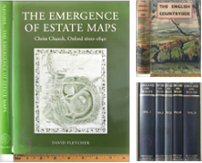 British Topography Curated by Raddon House Books