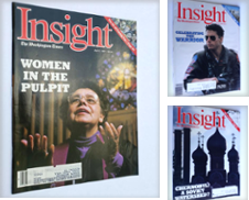 INSIGHT by Washington Times Curated by Magazines Read One Time