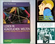 Erziehung, Bildung, Unterricht Sammlung erstellt von Baldanders-Versandantiquariat