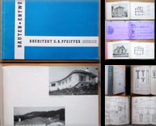 Architektur Sammlung erstellt von Antiquariat Roland Gögler