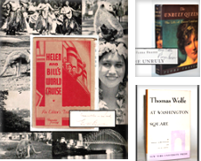 Autobiography Curated by Blind-Horse-Books (ABAA- FABA)