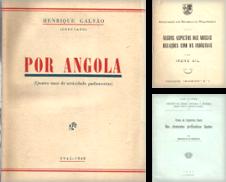 África de Expressão Portuguesa Curated by Livraria Avelar Machado - Alfarrabista