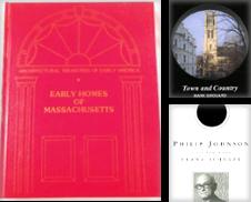 Architecture Sammlung erstellt von Popeks Used and Rare Books, IOBA