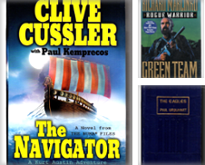 Adventure Novels Curated by Bookfever, IOBA  (Volk & Iiams)