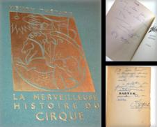 Cirque & Prestidigitation Proposé par Librairie Le Feu Follet