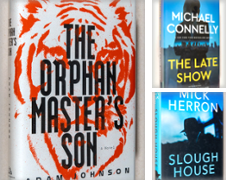 Crime Fiction Curated by Christopher Morrow, Bookseller