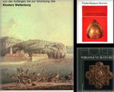 Archäologie Sammlung erstellt von Antiquariat Rudloff