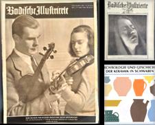Baden Württemberg Sammlung erstellt von Versandantiquariat Karin Dykes