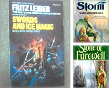 Fantasy Fiction Paperbacks Curated by Kirk Ruebotham Bookseller