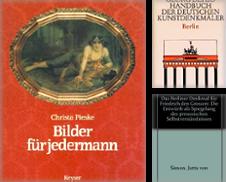 Allgemeine Kunstwissenschaft Sammlung erstellt von Antiquariat Librarius