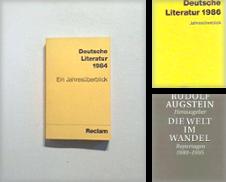 1950-1989 Sammlung erstellt von Antiquariat Armebooks