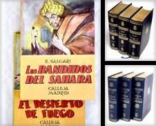 Novela De Aventuras de 5 vendedores