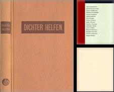 Anthologien Sammlung erstellt von Antiquariat Ballon + Wurm
