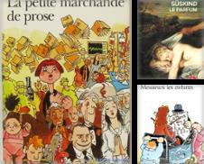 Littérature Proposé par Librairie Malkavian