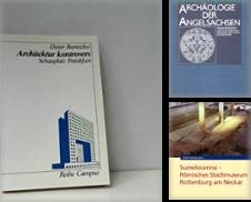 Archäologie Sammlung erstellt von Antiquariat Roland Mayrhans