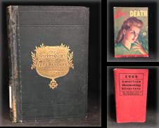 Oddities de Burton Lysecki Books, ABAC/ILAB