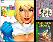 Comic Books erstellt von Chamblin Bookmine