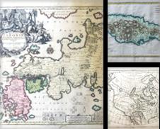 Cartografia extraeuropea Di BOTTEGHINA D'ARTE GALLERIA KÚPROS