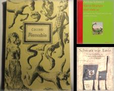 Antiquarische Kinderbücher Sammlung erstellt von Elke Noce