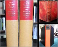Belletristik Sammlung erstellt von Antiquariat Seidel & Richter