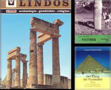 Archäologie Sammlung erstellt von Bücherhandel-im-Netz/Versandantiquariat