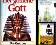 Abenteuer und Reisen Sammlung erstellt von Alzheimer Bücherwald Projekt
