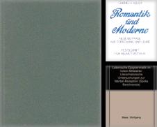 Literatur, Geschichte der Literatur Sammlung erstellt von Vico Verlag und Antiquariat Dr. Otto