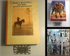 Abenteuer Sammlung erstellt von Druckwaren Antiquariat