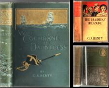 G.A. Henty Sammlung erstellt von Morley's Books