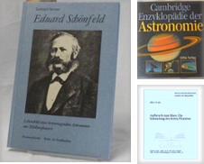 Astronomie Sammlung erstellt von Antiquariat und Buchhandlung Dietzel