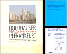 Architektur und Stadtplanung Sammlung erstellt von Alzheimer Bücherwald Projekt