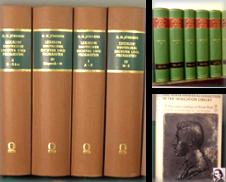 Bibliographien Sammlung erstellt von Fontane-Antiquariat Dr. H. Scheffers