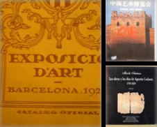 Catálogos Exposiciones Curated by L'Art de la Memòria
