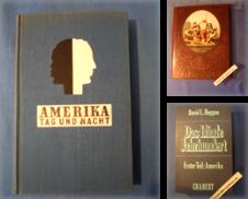 Amerika Sammlung erstellt von Antiquariat BehnkeBuch