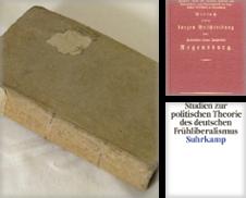 Aufklärung Sammlung erstellt von Antiquariat am Waidspeicher