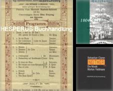 Musik erstellt von HESPERUS Buchhandlung & Antiquariat