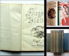 Buchwesen, Nachschlagewerke, Zeitschriften Sammlung erstellt von Graphikantiquariat Martin Koenitz